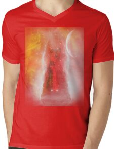 Feelings -abstract+Products Design Mens V-Neck T-Shirt