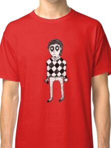 The Boy With the Nice Sweater and Sleeping Problems Classic T-Shirt