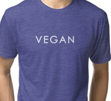 VEGAN!! Tri-blend T-Shirt
