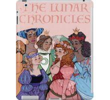 The Lunar Chronicles iPad Case/Skin