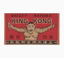 King Kong - Match Box One Piece - Short Sleeve