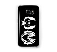 Dark Swan to horse  Samsung Galaxy Case/Skin