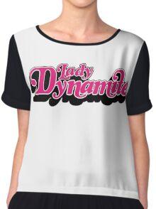 Lady Dynamite Chiffon Top