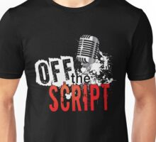 Off The Script Logo Unisex T-Shirt