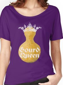 Gourd Queen Pretty in Pink Women's Relaxed Fit T-Shirt