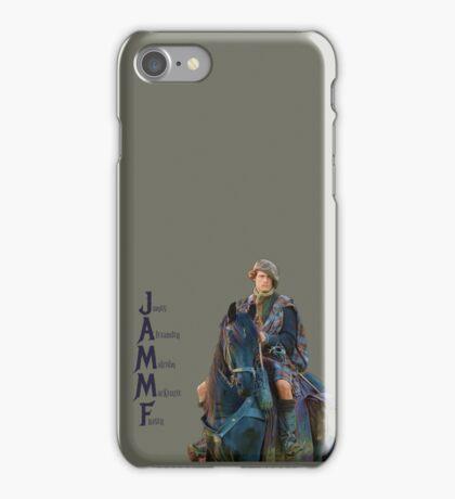 Outlander/JAMMF iPhone Case/Skin