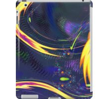 Abstract 0015 iPad Case/Skin
