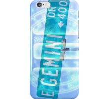 Gemini Drive iPhone Case/Skin