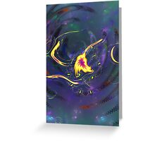 Abstract 0016 Greeting Card