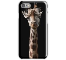 The Short-Sighted Giraffe iPhone Case/Skin