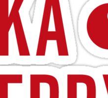Nuka Cherry  Sticker