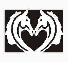 Dark Horse One Piece - Short Sleeve
