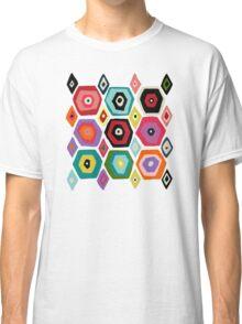 hex diamond white Classic T-Shirt