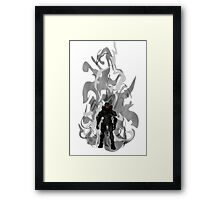 Smokey Chief Framed Print