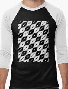 Retro Style Men's Baseball ¾ T-Shirt