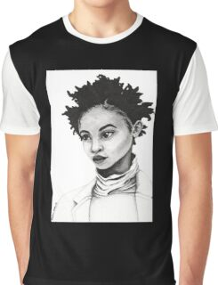 Reveried Willlow Graphic T-Shirt