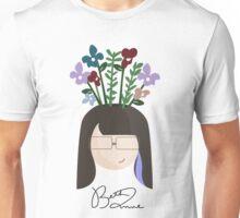 Flowerhead - the Aspiring Designer Unisex T-Shirt