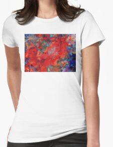 Mystic Garden Womens Fitted T-Shirt