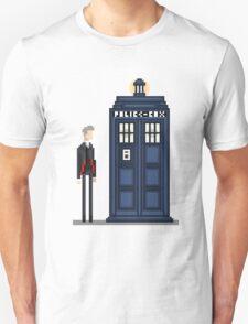 Pixel twelfth Doctor T-Shirt