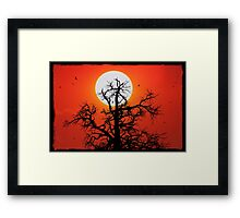 Whenever I think of the past, it brings back so many memories.  Framed Print