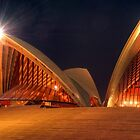 Opera House Forecourt by Peter Hocking