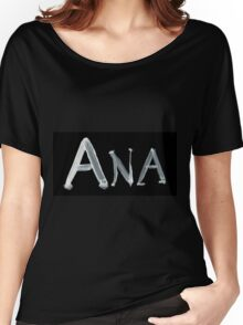 Alchemical Symbols - Equal Amount Inverted Women's Relaxed Fit T-Shirt