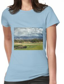 Just Winter in Arizona Womens Fitted T-Shirt