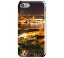 The Corner of the Quay iPhone Case/Skin