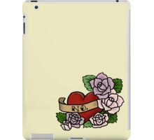 No. -- Heart Tattoo iPad Case/Skin