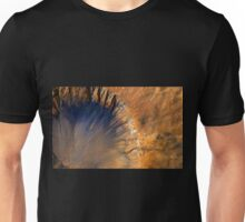 Beautiful Aerial View of Volcanic Landscape Unisex T-Shirt
