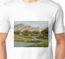 Early Evening View on the Course Unisex T-Shirt