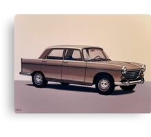 Peugeot 404 Painting Canvas Print