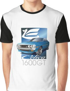 Celica daruma GT Graphic T-Shirt