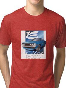 Celica daruma GT Tri-blend T-Shirt