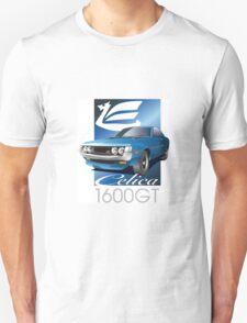 Celica daruma GT Unisex T-Shirt
