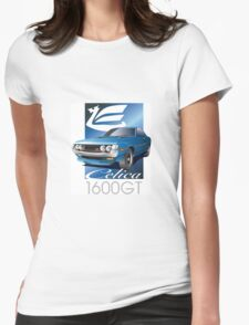 Celica daruma GT Womens Fitted T-Shirt