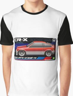 Light weight sports, CRX Si-R Graphic T-Shirt