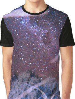 from the grass to the stars Graphic T-Shirt