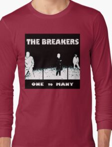 The Breakers album cover Long Sleeve T-Shirt