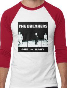 The Breakers album cover Men's Baseball ¾ T-Shirt