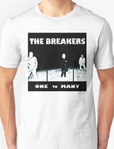 The Breakers album cover Unisex T-Shirt