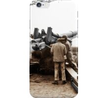 African American Soldiers WWII iPhone Case/Skin