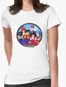 Yu Yu Hakusho Womens Fitted T-Shirt
