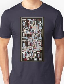 RECTANGLE MADNESS 77 Unisex T-Shirt