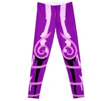 Dark Magician Inspired Leggings Leggings