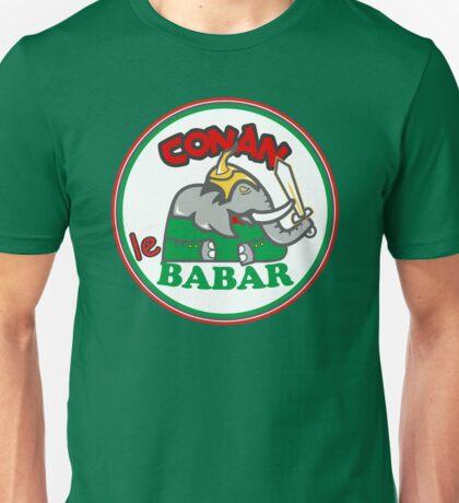 Conan le Babar Unisex T-Shirt