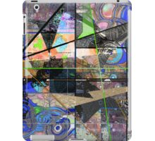 BLUE MAGICK 777 iPad Case/Skin