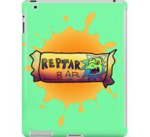 Reptar Bar iPad Case/Skin