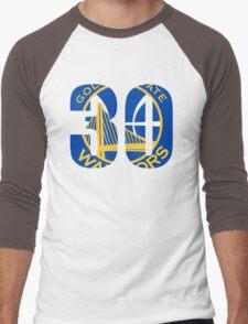 Steph Curry - Golden State Warriors 30 Men's Baseball ¾ T-Shirt