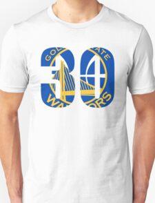 Steph Curry - Golden State Warriors 30 Unisex T-Shirt
